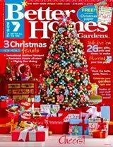 Better Homes & Gardens Magazine: Bliss Out - A peaceful retreat , with no couples or kids