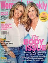 Australian Women's Weekly Magazine: 'My secret eating disorder' featuring Zoë Watson, founder of Bliss Sanctuary For Women