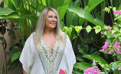 Zoë Watson founder of Bali retreat Bliss Sanctuary For Women featured on Women's Agenda Website. Photo: Thanks to Jo Henstridge.