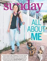Sunday Mail: The Time of our Lives at Bliss Bali Sanctuary Nov 2013