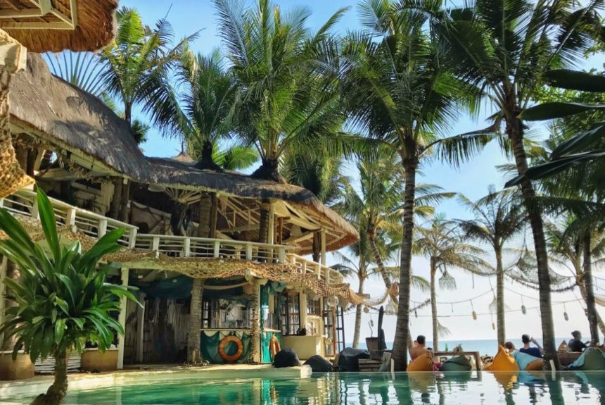 La Brisa Beach Club Canggu - perfect relaxation