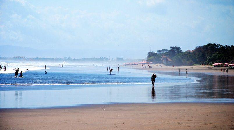 Bliss at surf beach, Seminyak Bali