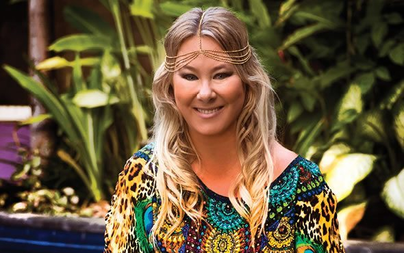 Zoe Watson founder of Bliss Bali Retreat