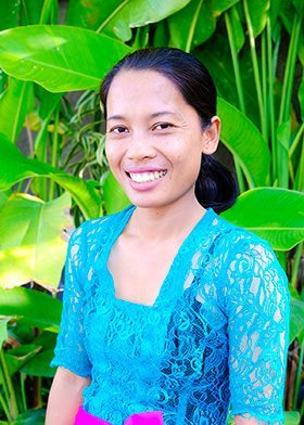 Our people - Ririn - Operations Assistant
