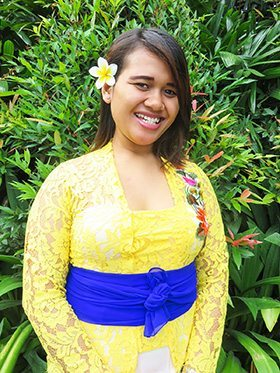 Our people - Canggu Staff - Erma - Kitchen and Housekeeping