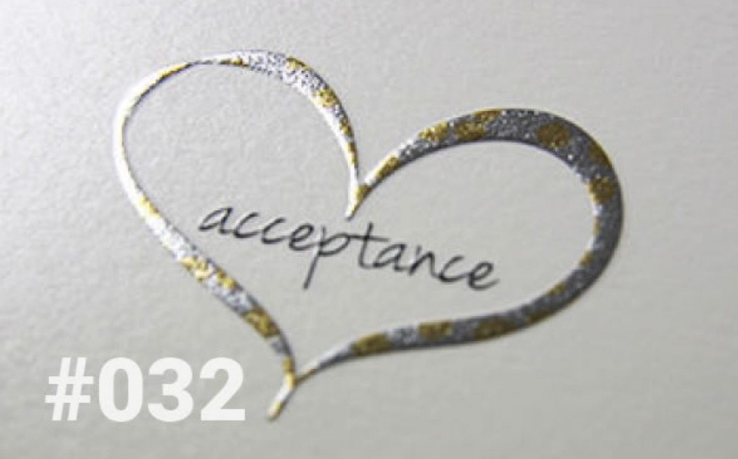 Blog 35 – Let's make 2014v the year of Acceptance – Loveheart symbol