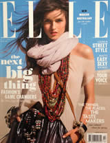 Elle Magazine: Hot 50 - A cultural wrap of everything you need to know to see out 2013 with cred. Girls' Club - Bliss Sanctuary For Women.