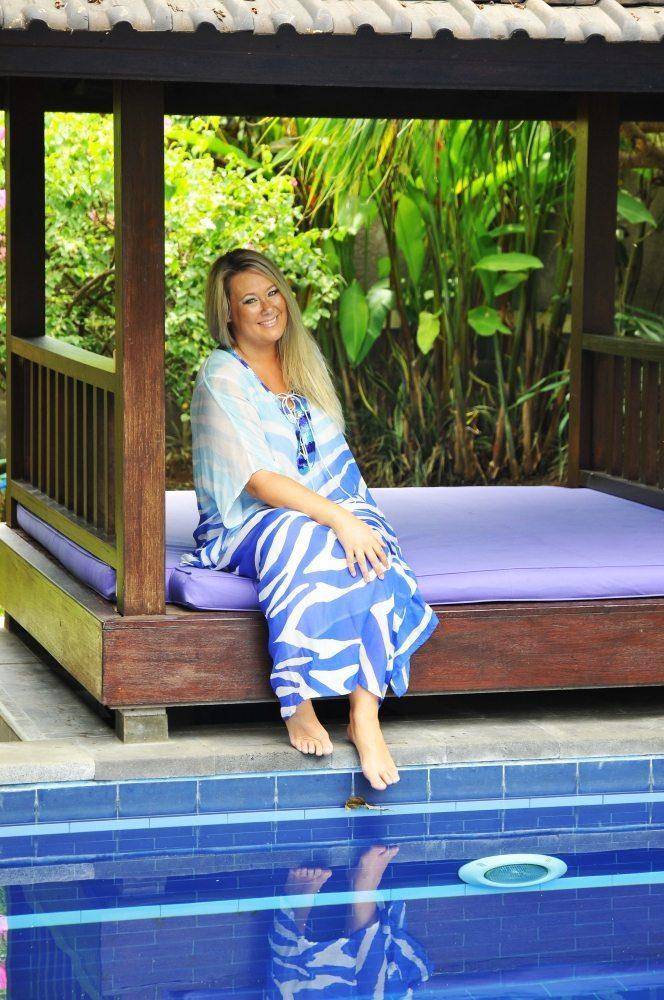 Zoë Watson - Founder of Bliss Sanctuary for Women - Health & Relaxation Retreat in Bali