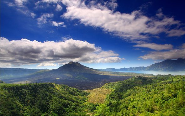 Bliss Thrill Seeker Package and Sightseers Package - Volcano Trek Mount Batur in Kintamani