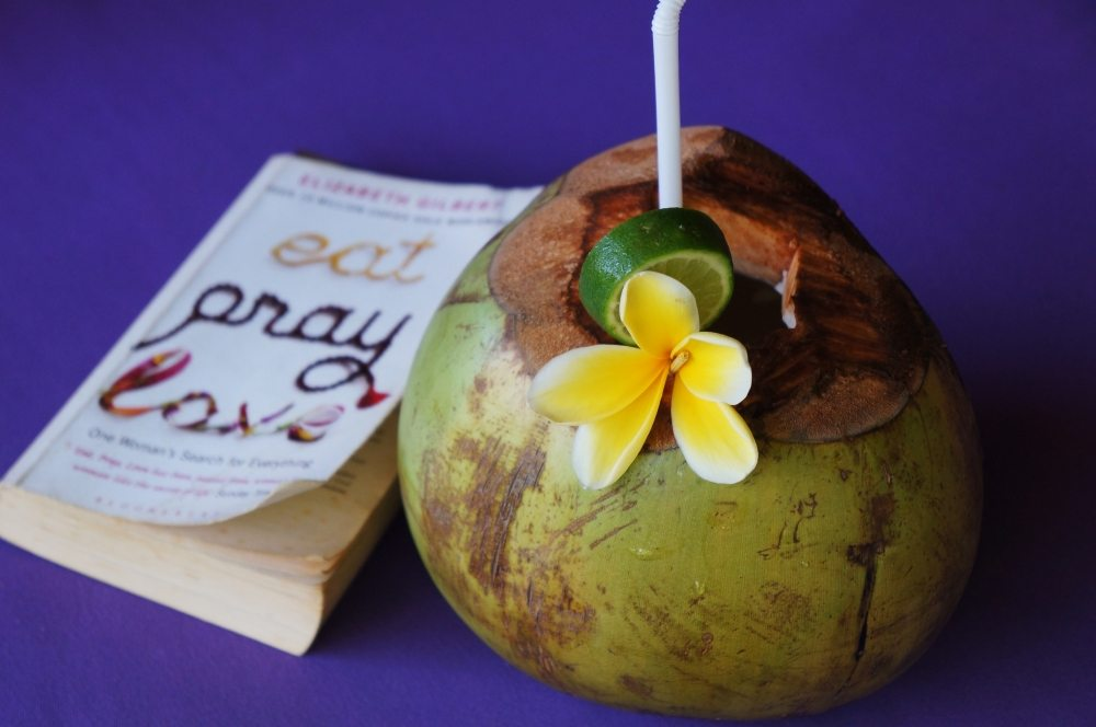 Eat Pray Love your way into an amazing personal experience of inner peace, deep rest, relaxation, amazing Balinese food and culture and pampering.