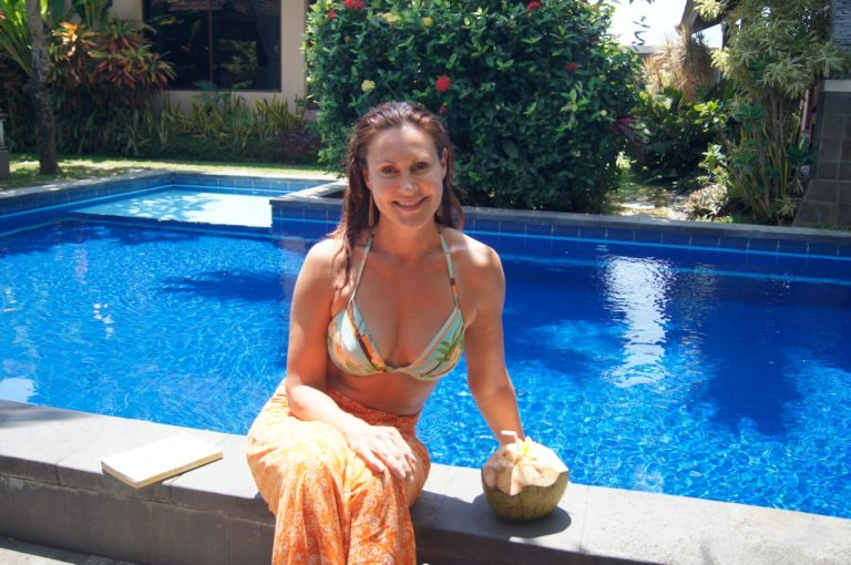 """Our """"Amblissadors"""" have followed their bliss to us at Bliss Sanctuary For Women for a Bali holiday retreat. They are all inspirational, beautiful women who understand the need for time out for themselves with their fast-paced, busy lives. We consider all of them to be part of our Bliss family."""