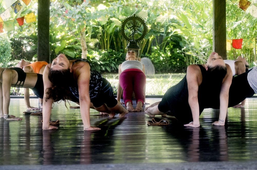Ultra Fitness Detox Package - Unlimited yoga everyday.