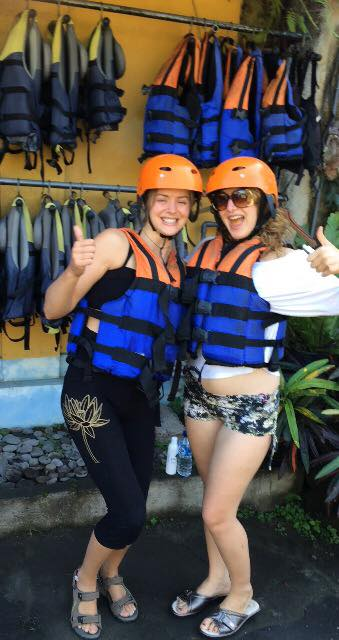 Thrill Seeker Package - White Water Rafting