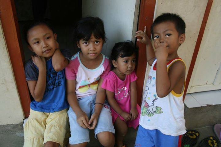 The Humanitarian Package is all about giving back to the children of Bali.