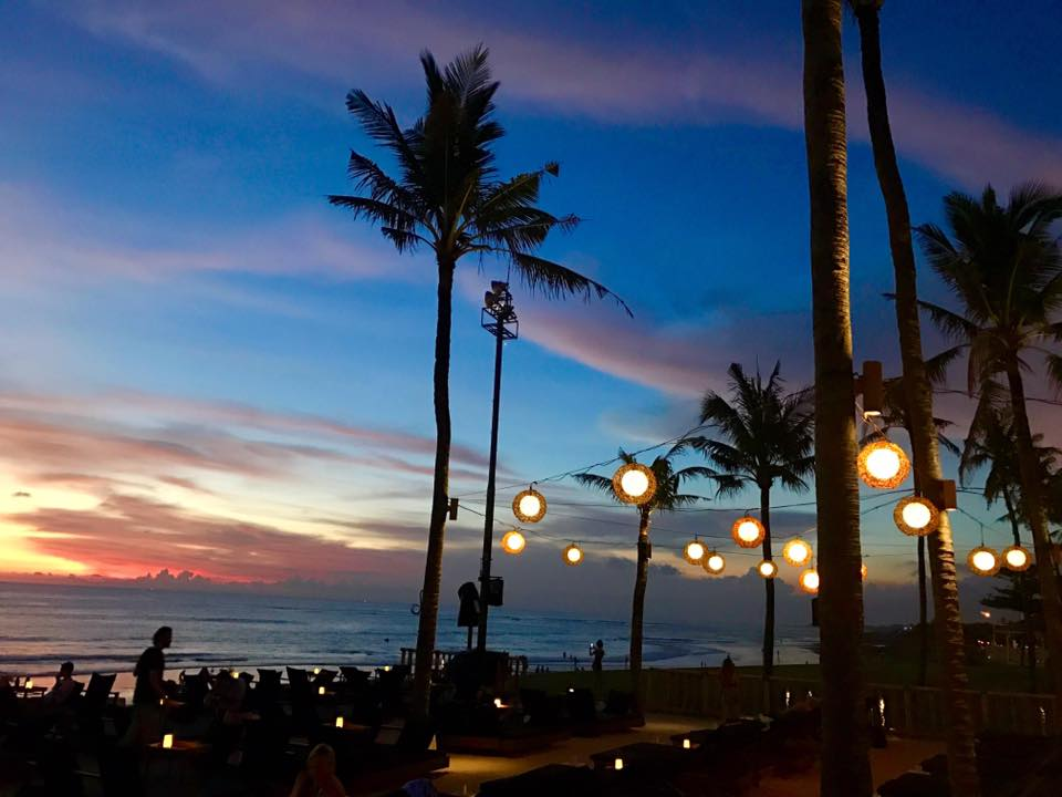 On the Bliss Sightseer Package experience the Bali Sunsets