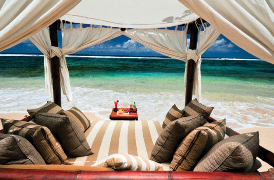 Karma Beach Club Bali Yoga Retreat