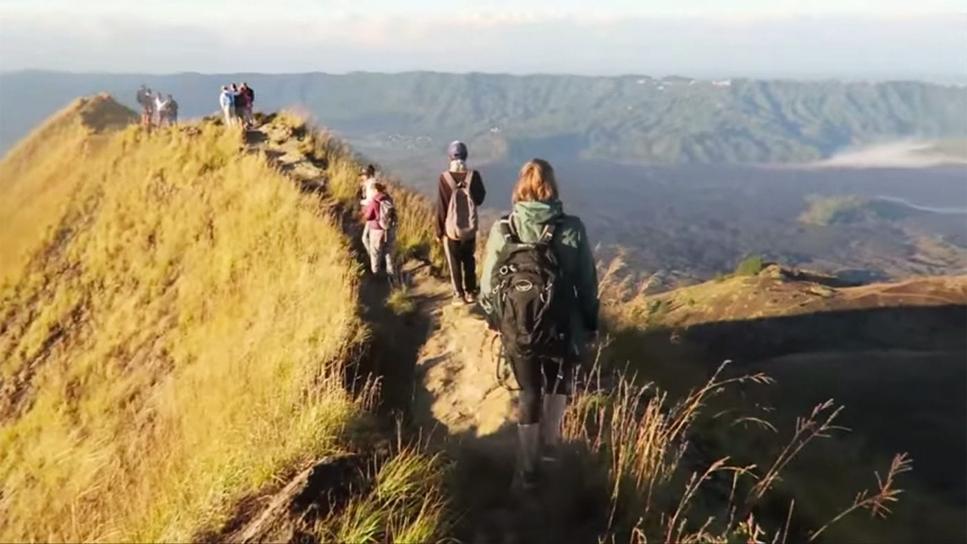 Thrill seeker package - Volcano Trek Mount Batur in Kintamani
