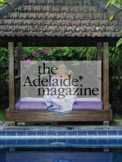 The Adelaide Magazine Bliss retreat Bali