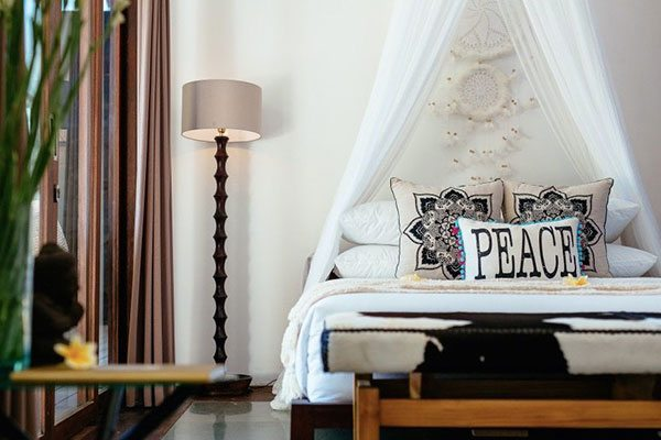 Seminyak Retreat Accommodation Bedroom