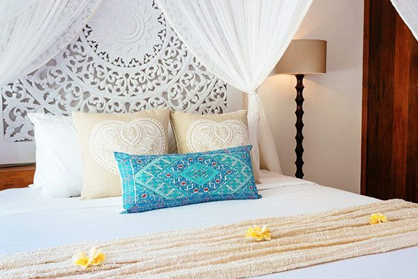 Seminyak Retreat Sanctuary Bedroom