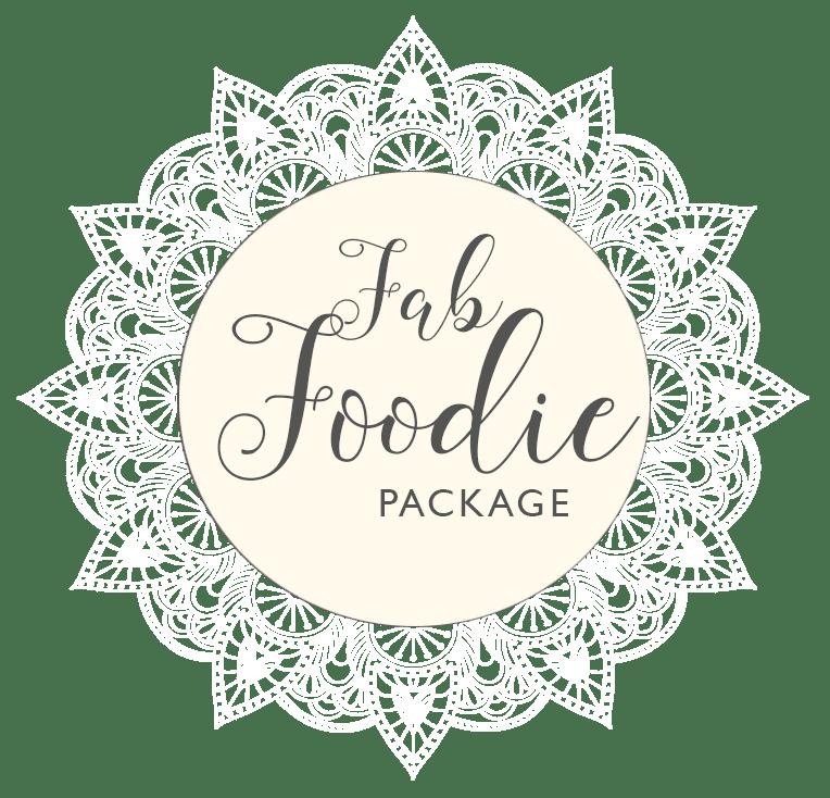 Fab Foodie Package