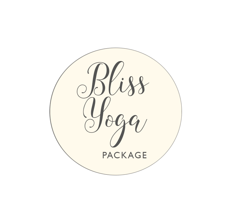 Bliss Sanctuary Yoga Package
