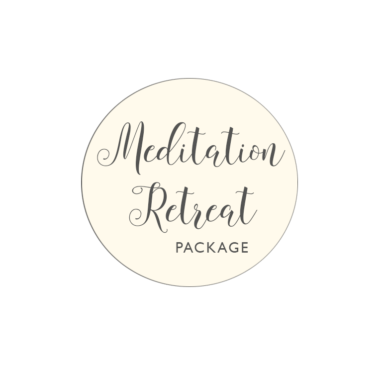 Mediation Retreat Package