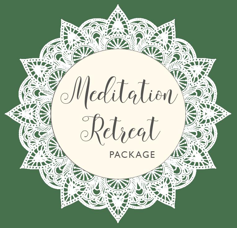 Mediation Retreat Package