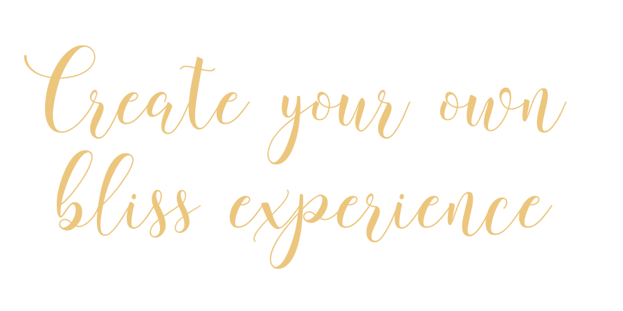 Create your own Bliss Bali Retreat Experience