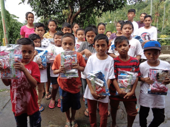 Bali Children's Foundation helps orphans
