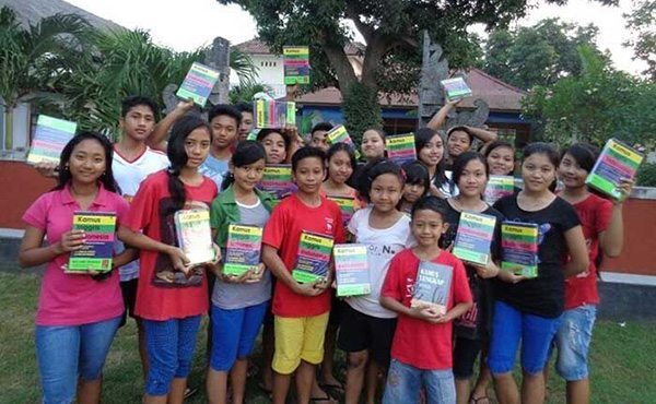 Bali Children's Foundation kids