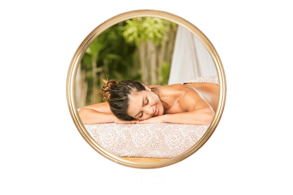 Bliss package - guest relaxing