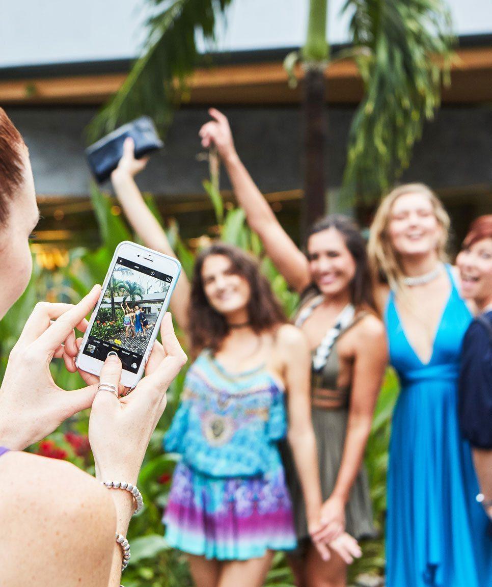 Retreat for Women - Women having fun