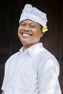 Our people - Canggu Staff - Ketut - Driver