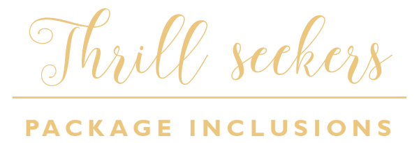 Thill Seeker Package Inclusions