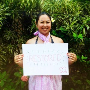 Bliss n tell  - Real people - Feel restored - at Bliss Sanctuary for Women in Bali