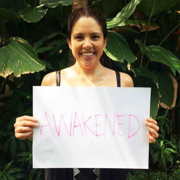 Bliss n tell  - Real people - Feel awakened - at Bliss Sanctuary for Women in Bali