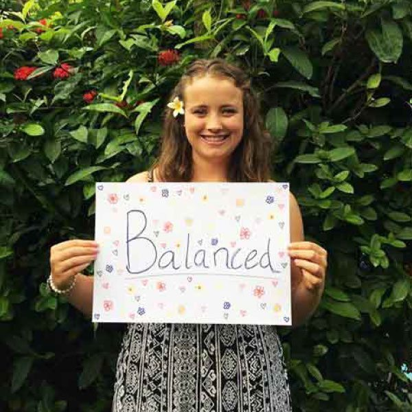 Bliss n tell  - Real people - Feel balanced - at Bliss Sanctuary for Women in Bali
