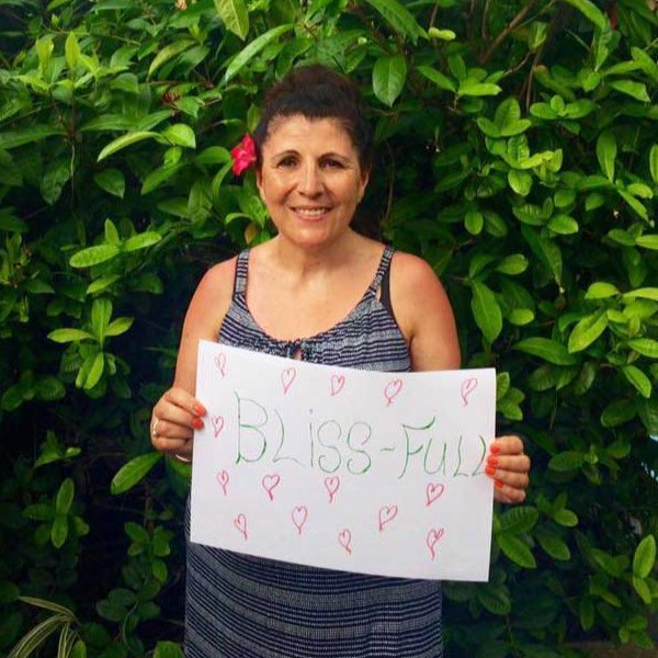 Bliss n tell  - Real people - Feel blissful - at Bliss Sanctuary for Women in Bali