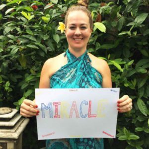 Bliss n tell  - Real people - Feel miracle - at Bliss Sanctuary for Women in Bali