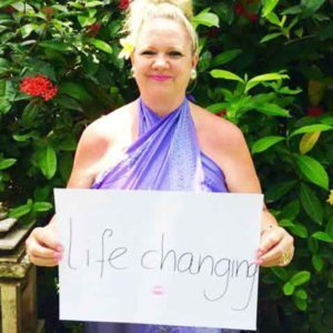 Bliss n tell  - Real people - Feel life changing - at Bliss Sanctuary for Women in Bali