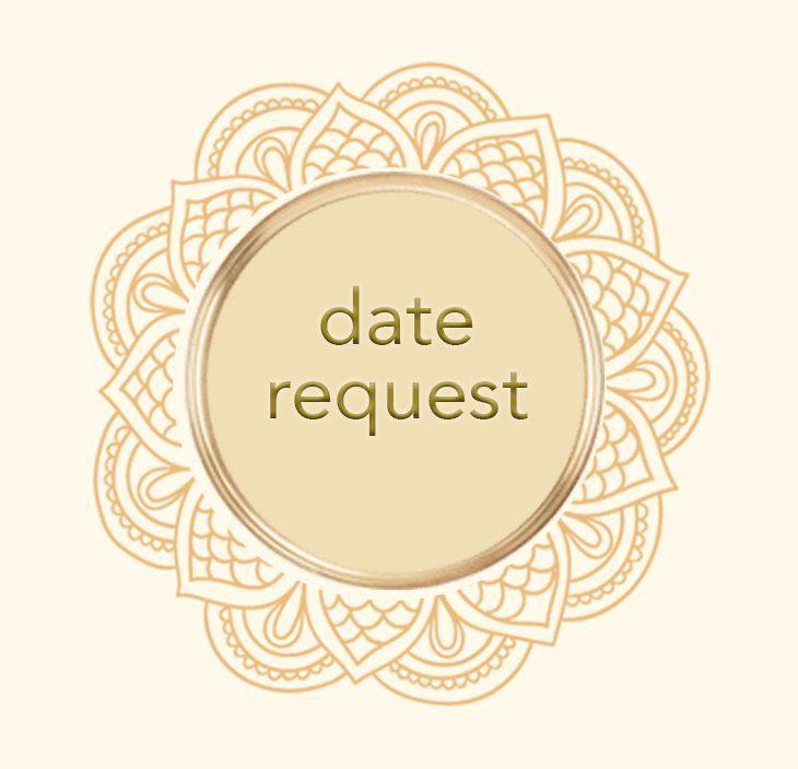 Date request
