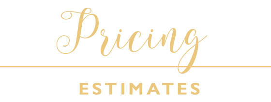 Pricing estimates