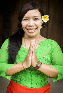 Our people - Canggu Staff - Wayan - Therapist