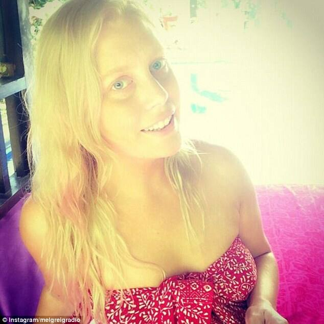 Daily Mail: Mel Greig – Getting Some Mel Time at Bliss Retreat for Women Bali