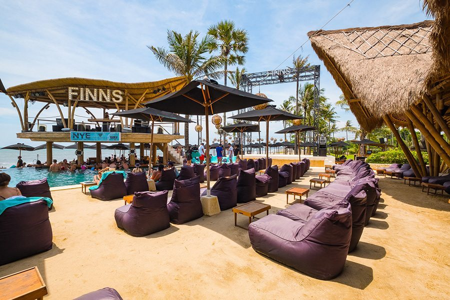 Bali retreat, Bliss sanctuary for women, Canggu local area, beautiful beach, finns nightclub