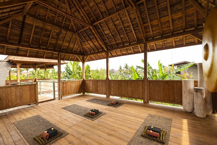 Yoga retreat Bali, Bliss Sanctuary For Women, New Canggu Sanctuary, yoga shala