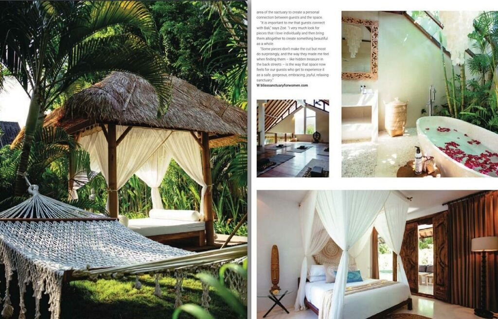 Hospitality Interiors Magazine: Bliss Sanctuary For Women, Bali