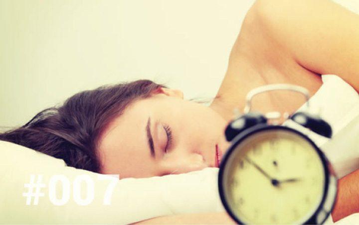 Bliss Sanctuary Bali - Blog 7 - Deep rest - Girl fast alseep