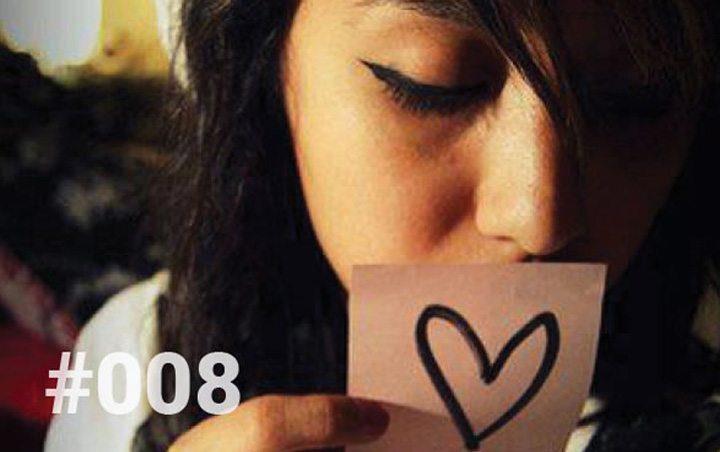 Bliss Sanctuary Bali - Blog 8 - The power of the spoken word. Girl kissing heart